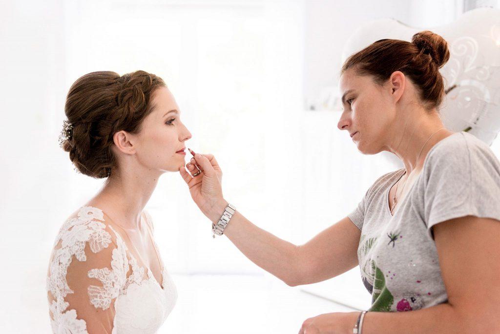 Hochzeitsfotograf Essen - Getting Ready